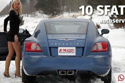 10 pași pentru a avea mașina pregătită de iarnă